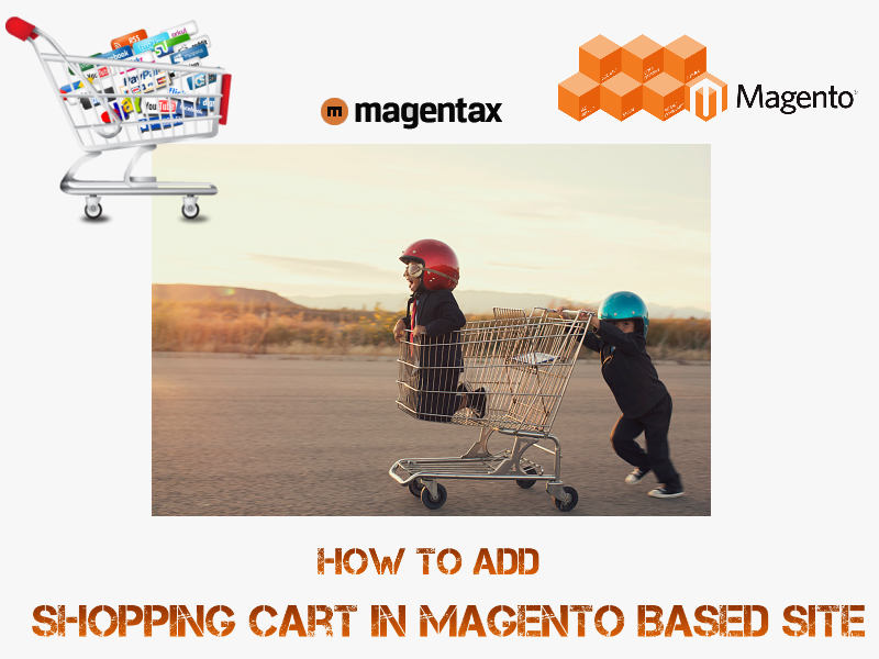Shopping Cart in Magento